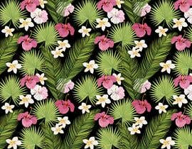 #25 for Graphic design for floral print to be used on fabric by darshna19