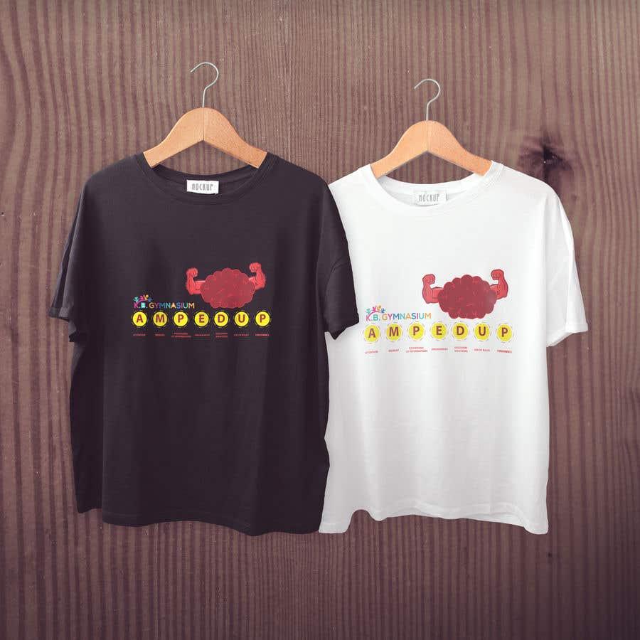 Participación en el concurso Nro.20 para Create design for T shirt and hats