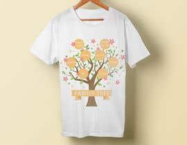 #8 for Family Reunion T-shirt Design - 17/11/2019 11:14 EST af IbrahimAhmed512