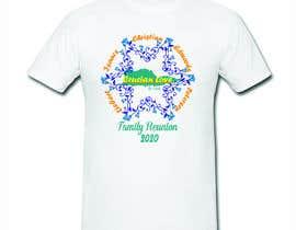 #30 for Family Reunion T-shirt Design - 17/11/2019 11:14 EST af nazmulplus89