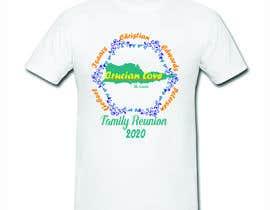 #31 for Family Reunion T-shirt Design - 17/11/2019 11:14 EST af nazmulplus89