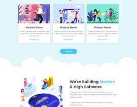 nº 110 pour New IT company needs a website design par husainmill