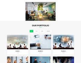 nº 105 pour New IT company needs a website design par SUShagor
