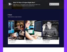 nº 118 pour New IT company needs a website design par hosnearasharif
