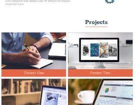 nº 112 pour New IT company needs a website design par Stevie921