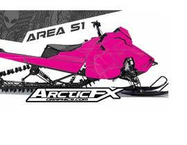 #4 for Snowmobile designs af Marufahmed83
