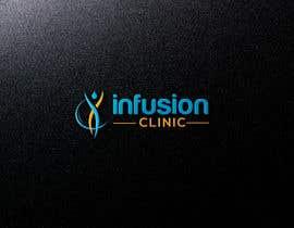 #282 for build me a logo for my medical infusion clinic af RashidaParvin01