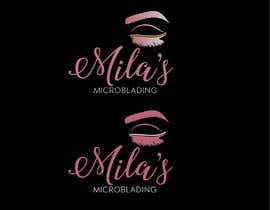 #15 for I need a logo designed for my new business. Mila's Microblading I have posted some examples colours would preferably be rose gold and grey. Ongoing work including business cards and posters for the contest winner af Mirfan7980