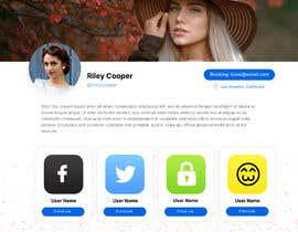 #33 cho Single webpage for user profiles bởi kubulu