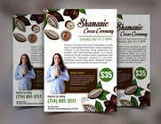 "Graphic Design Intrarea #7 pentru concursul ""Flyer for Cacao Ceremony"""