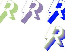 "#3 cho 1: Change each r symbol to attached ""gothic open shaded"" font style. 2: put green r, purple r, blue r into one image in gothic open shaded font overshadowing each other in that color order bởi ashnou2002"