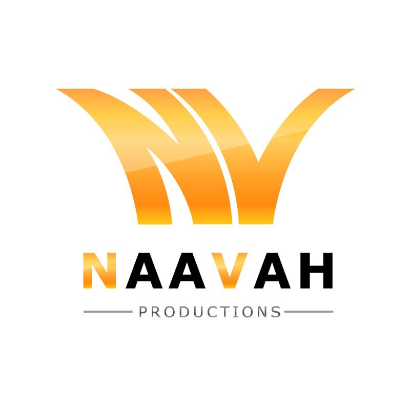 Konkurrenceindlæg #                                        43                                      for                                         Logo Design for NAAVAH PRODUCTIONS