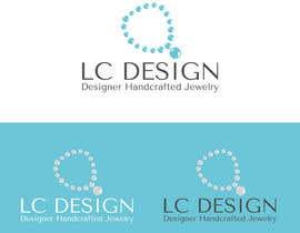 Nro 246 kilpailuun Logo Desdign for an a handcrafted jewelry sales (silver necklaces, beaded necklaces bracelets business - ebay käyttäjältä Helen2386