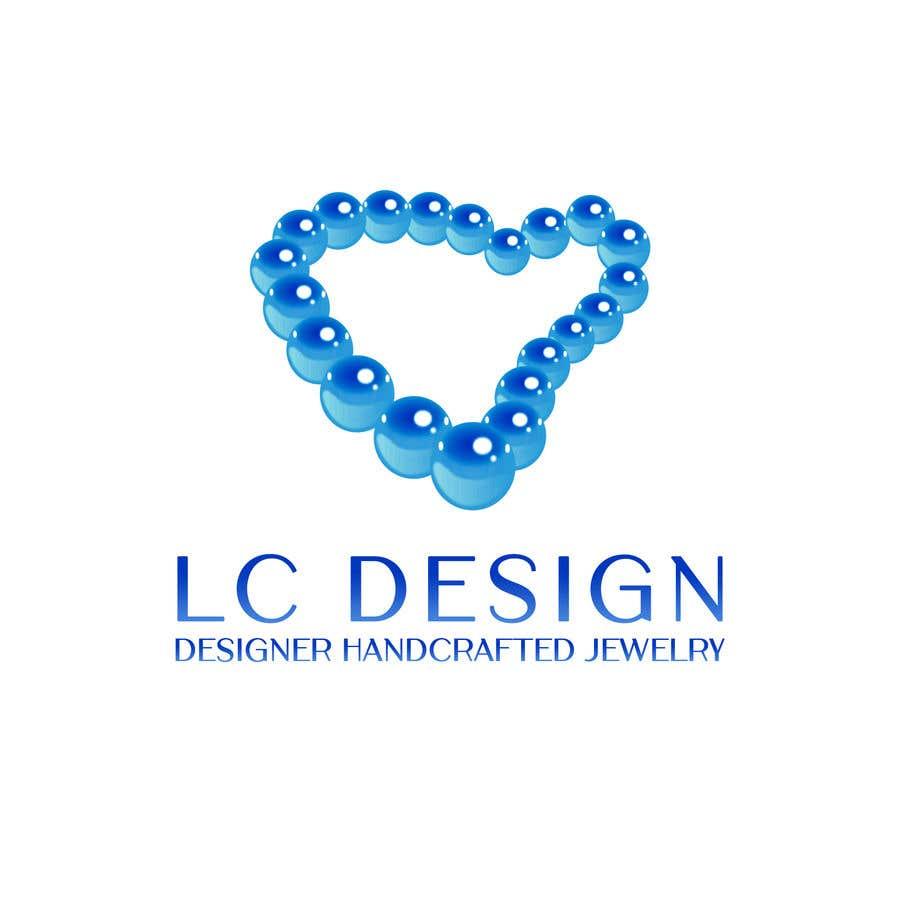 Kilpailutyö #259 kilpailussa Logo Desdign for an a handcrafted jewelry sales (silver necklaces, beaded necklaces bracelets business - ebay