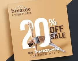 #13 untuk Advertisement for 20% Off oleh beltranbrito