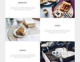 #11 untuk Website Design For a Bar and Steakhouse oleh Themeasia