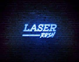 #238 for Logo design for 'Laser Rush', a new laser tag concept for children. af klal06