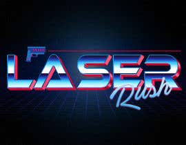 #231 for Logo design for 'Laser Rush', a new laser tag concept for children. af alfasatrya