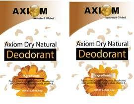 #20 para Design a Deodorant Label por saminaakter20209