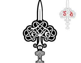 #18 untuk Logo design, rock/folk band, Celtic influence oleh hossaingpix
