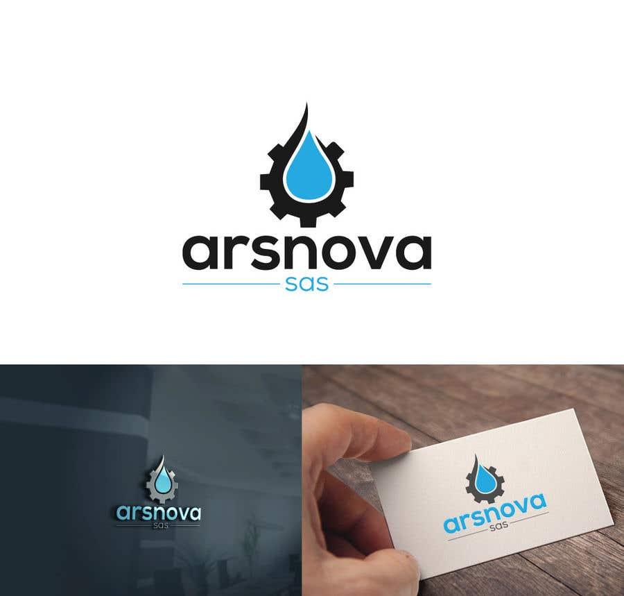 Kilpailutyö #149 kilpailussa Updating/Restyling Logo for a water treatment company