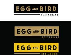 #528 untuk Design Restaurant Name for exterior signage oleh rifat007r
