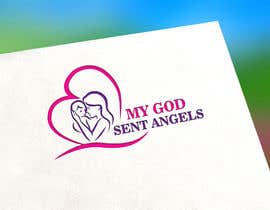 #80 cho Design a logo for My God Sent Angels bởi talha609ss
