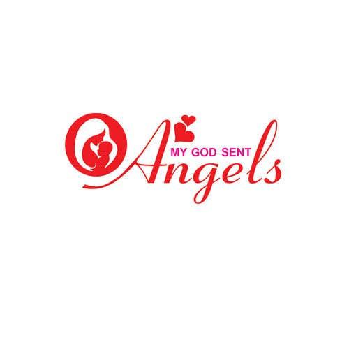 Bài tham dự cuộc thi #72 cho Design a logo for My God Sent Angels
