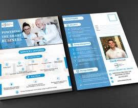 #52 for Create a brochure layout af Faisal802
