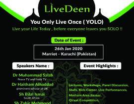 vaijaanabir1 tarafından Poster for a Islamic Conference için no 66