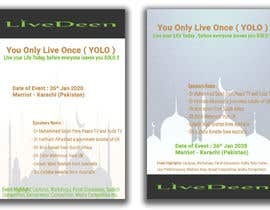 #53 untuk Poster for a Islamic Conference oleh tufaelhossin