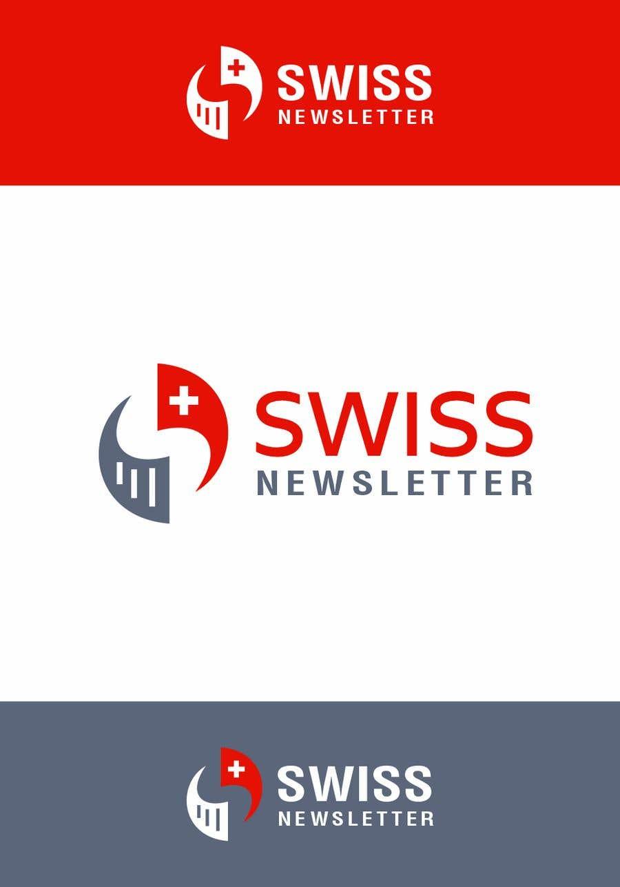 Penyertaan Peraduan #205 untuk Logo needed for Newsletter-Software