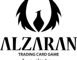 Nro 58 kilpailuun Design a logo for Alzaran Trading Card Game käyttäjältä sebdesigns1022