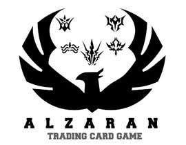 Nro 57 kilpailuun Design a logo for Alzaran Trading Card Game käyttäjältä brahimelghouzali