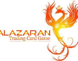 #53 for Design a logo for Alzaran Trading Card Game by skullo