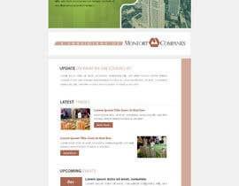 chancalkmr tarafından Build newsletter template için no 22