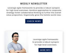 Millia91 tarafından Build newsletter template için no 21