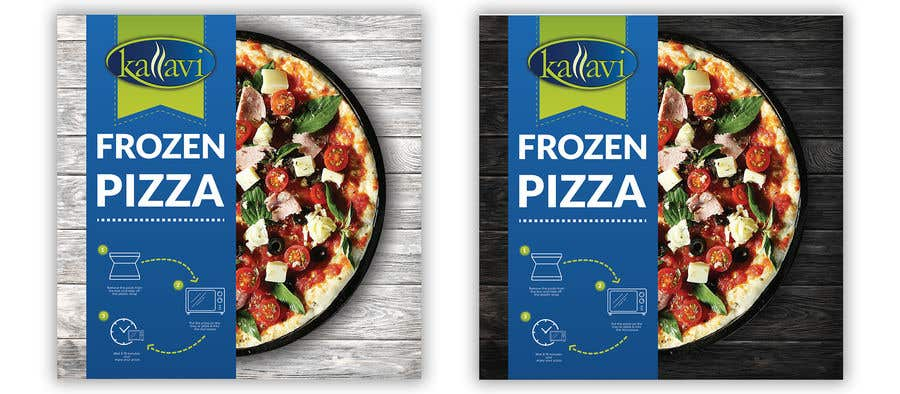 Contest Entry #43 for Pizza Packaging Design