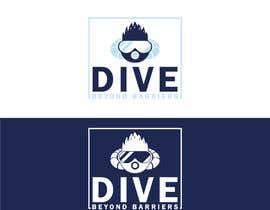Nro 894 kilpailuun Design a logo for Dive Beyond Barriers so we can go Beyond Barriers. käyttäjältä anwarhossain315