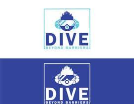 Nro 896 kilpailuun Design a logo for Dive Beyond Barriers so we can go Beyond Barriers. käyttäjältä anwarhossain315