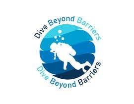 Nro 98 kilpailuun Design a logo for Dive Beyond Barriers so we can go Beyond Barriers. käyttäjältä aliftashdid