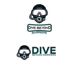 Nro 893 kilpailuun Design a logo for Dive Beyond Barriers so we can go Beyond Barriers. käyttäjältä asifikbal99235