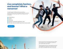#45 for GREAT JOB: redesign of a website af shamrat42