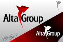 Graphic Design Natečajni vnos #144 za Logo Design for Alta Group-Altagroup.ca ( automotive dealerships including alta infiniti (luxury brand), alta nissan woodbridge, Alta nissan Richmond hill, Maple Nissan, and International AutoDepot