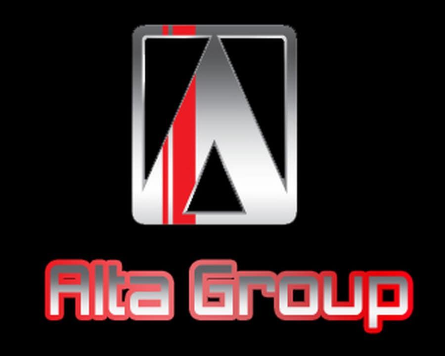Natečajni vnos #154 za Logo Design for Alta Group-Altagroup.ca ( automotive dealerships including alta infiniti (luxury brand), alta nissan woodbridge, Alta nissan Richmond hill, Maple Nissan, and International AutoDepot