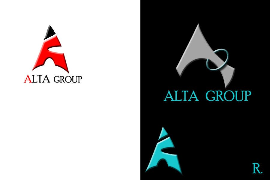 Alta Nissan Richmond Hill >> Logo Design for Alta Group-Altagroup.ca ( automotive ...