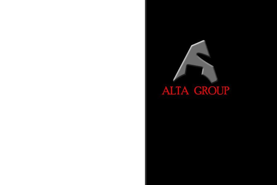Natečajni vnos #166 za Logo Design for Alta Group-Altagroup.ca ( automotive dealerships including alta infiniti (luxury brand), alta nissan woodbridge, Alta nissan Richmond hill, Maple Nissan, and International AutoDepot