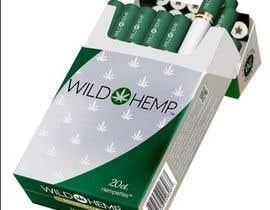 #213 för Build a Hemp/CBD Cigarette Brand av pollobg