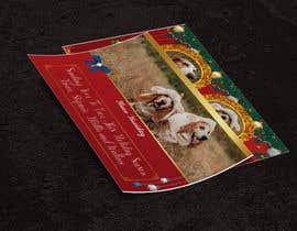 #22 untuk Christmas Card Design (Front and Back) oleh Zamanbab