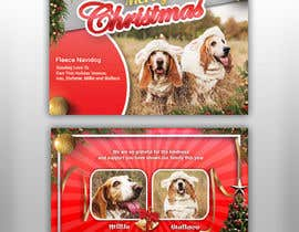 #17 untuk Christmas Card Design (Front and Back) oleh ahhovon734